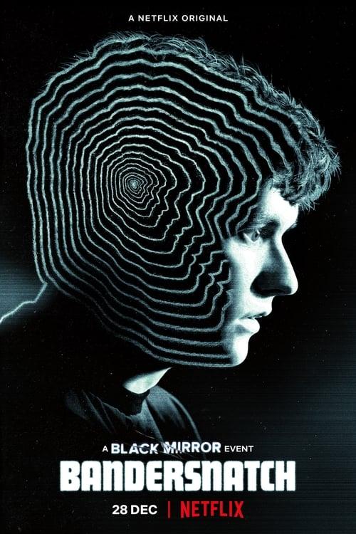 Black Mirror: Bandersnatch - Poster