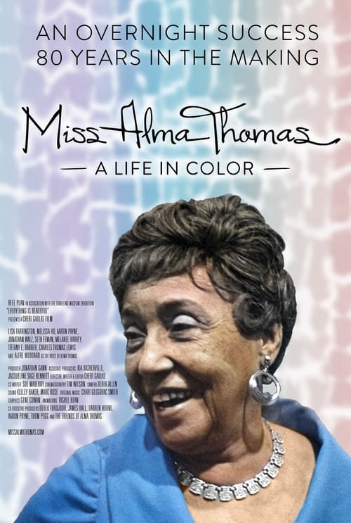 Watch Miss Alma Thomas: A Life in Color Online Mediafire