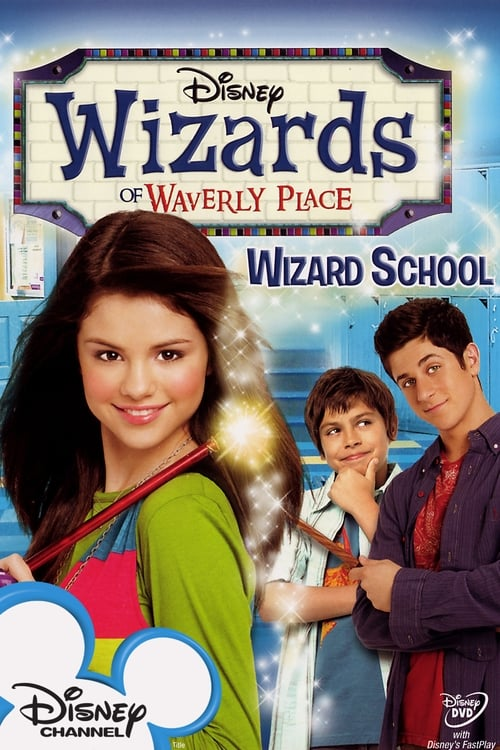 Mira La Película Wizards of Waverly Place: Wizard School Con Subtítulos