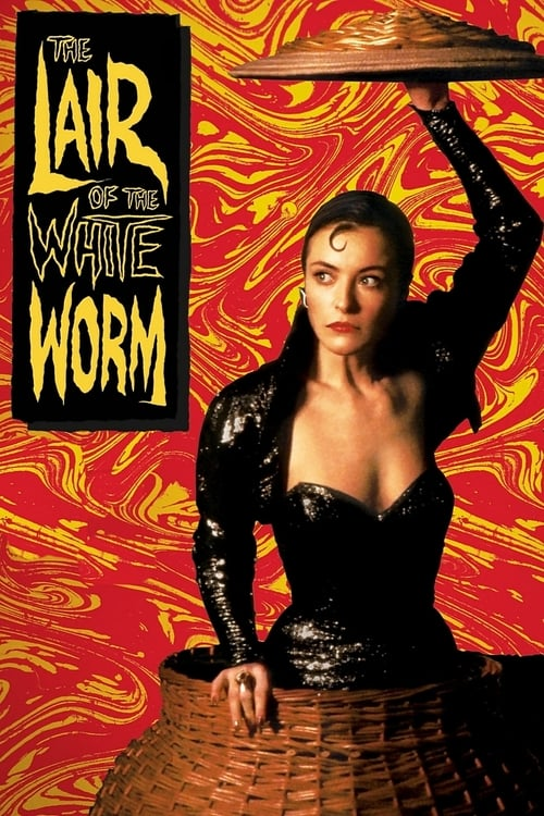 The Lair of the White Worm (1988) Poster