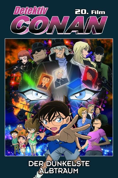 Sehen Sie Detektiv Conan -  Der dunkelste Albtraum Mit Untertiteln Online An