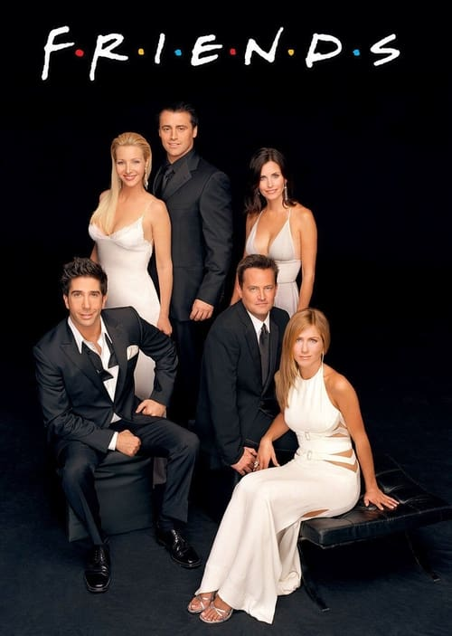 friends - Season 0: Specials - Episode 73: The One with the Never Before Seen Gags