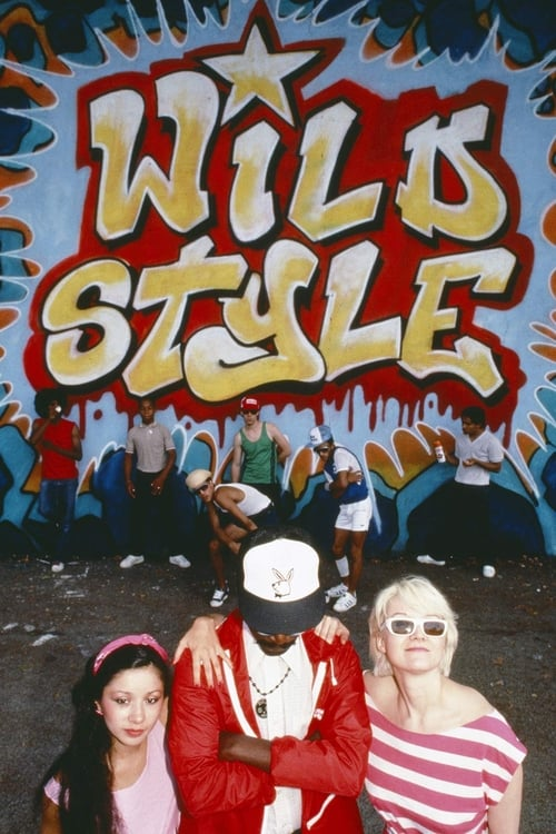 Wild Style (1982) Poster