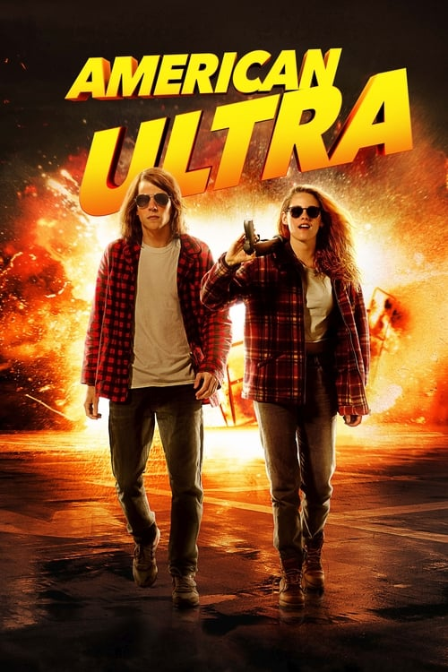 American Ultra - Poster