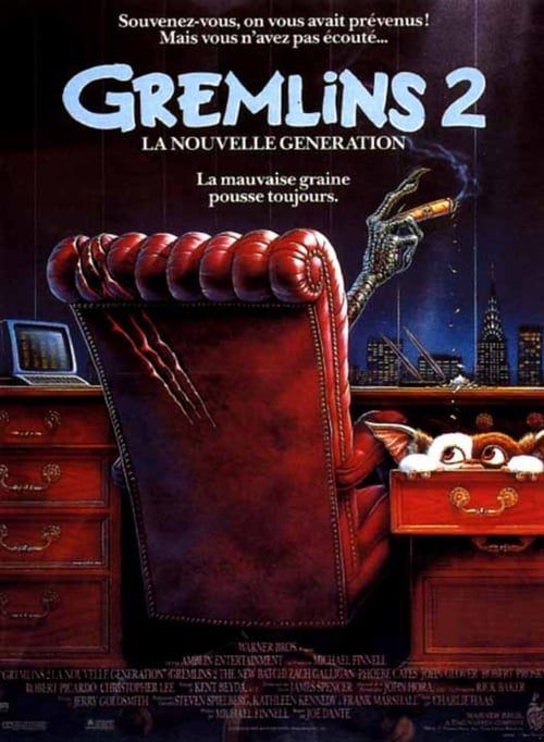 Gremlins 2 – La Nouvelle Génération (1990)