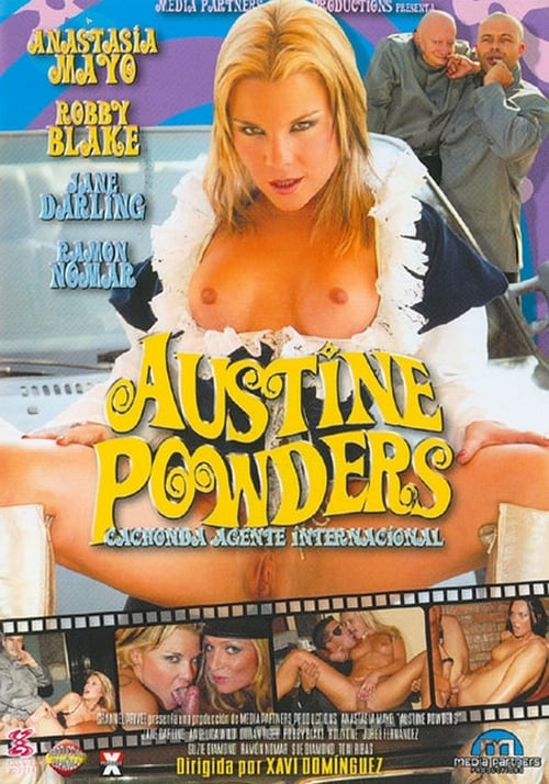 Austine Powders: International Horny Spy