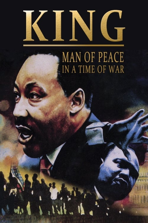 King: Man of Peace in a Time of War (2007) Poster