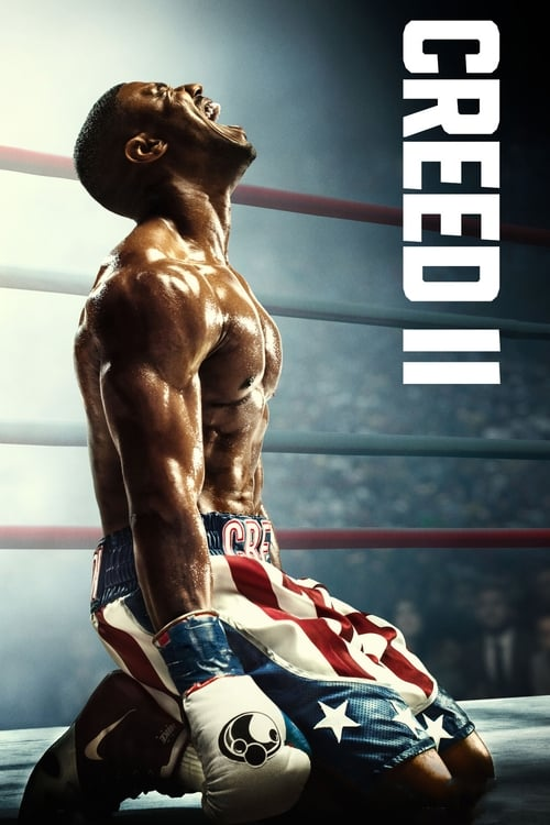 Poster. Creed II (2018)