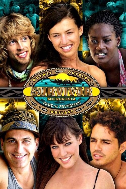 Survivor: Micronesia - Fans vs. Favorites