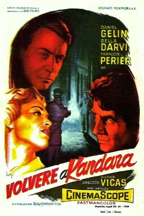 I'll Get Back to Kandara (1956)