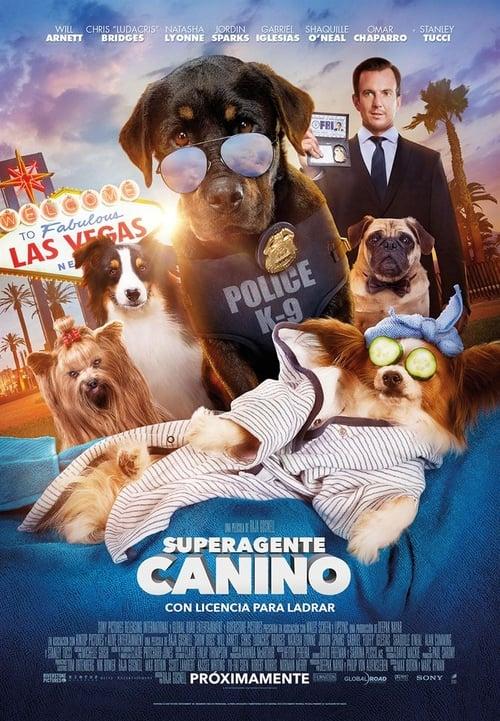Superagente canino [Castellano] [Latino] [rhdtv]