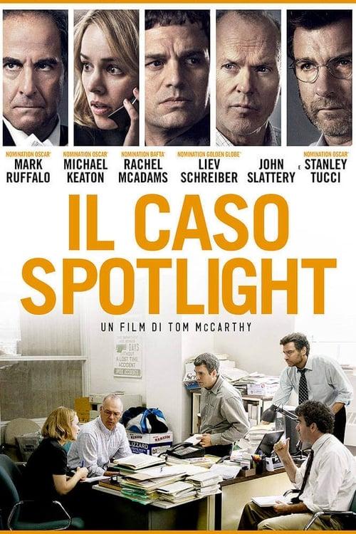 Il caso Spotlight film en streaming