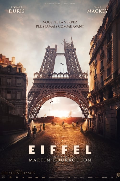 Eiffel (2021) Poster