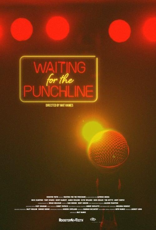 Film Waiting For The Punchline Dabovaný V Češtině