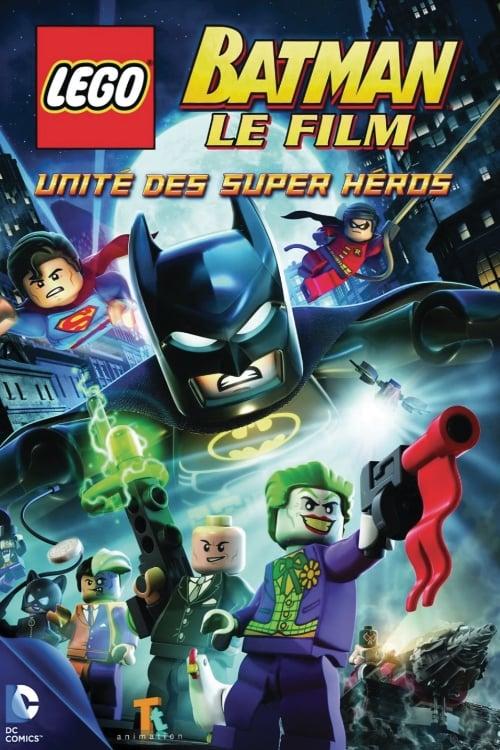 ➤ LEGO Batman, le film : Unité des super héros (2013) streaming Amazon Prime Video