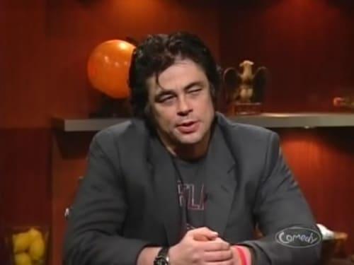 The Colbert Report: Season 5 – Episod Benicio Del Toro