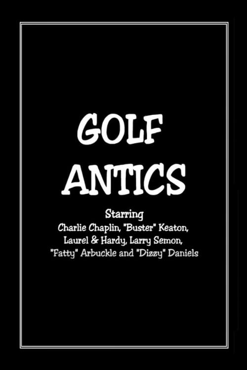 Golf Antics (1920)