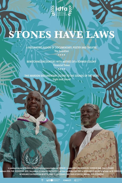 Stones Have Laws Quick Links