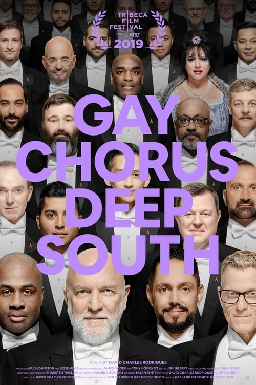 Largescale poster for Gay Chorus Deep South