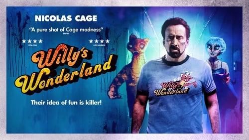 Willy's Wonderland English Full Episode Online