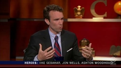 The Colbert Report: Season 7 – Episod Elliot Ackerman