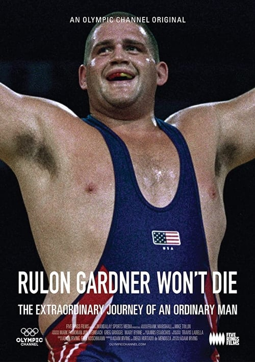 Found on page Rulon Gardner Won't Die