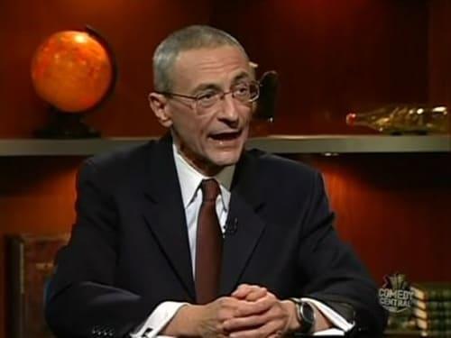 The Colbert Report: Season 5 – Episod John Podesta