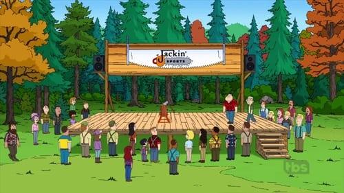 American Dad! - Season 18 - Episode 12: Lumberjerk