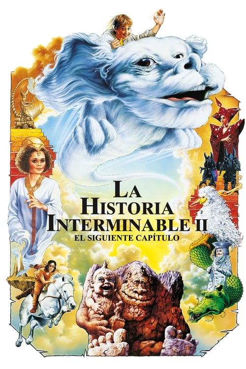 Mira La Película La historia interminable II: El siguiente capítulo En Buena Calidad Gratis