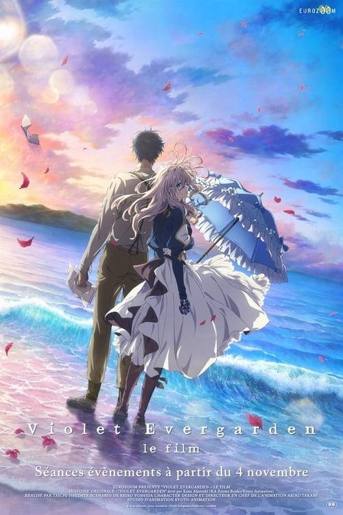 ➤ Violet Evergarden - le film (2020) streaming vf hd