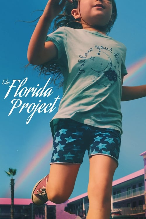Largescale poster for The Florida Project