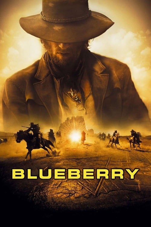 The poster of Blueberry