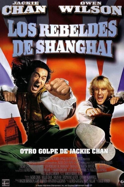 Shanghai Knights Peliculas gratis
