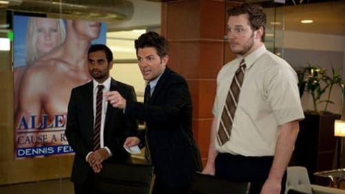 Parks and Recreation - Season 5 - Episode 18: Animal Control