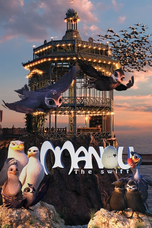 Streaming Manou the Swift (2019) Full Movie