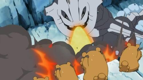 Pokémon: Diamond and Pearl – Épisode Faced with Steelix Determination!
