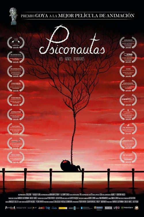 Voir Psiconautas (2017) streaming Disney+ HD
