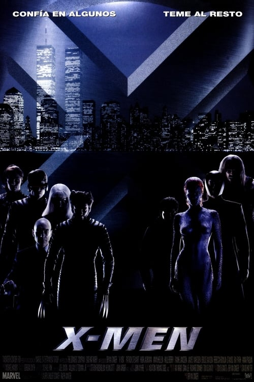 X-Men Peliculas gratis