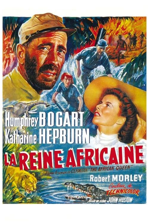 Regarder L'Odyssée de l'African Queen (1952) Streaming HD FR
