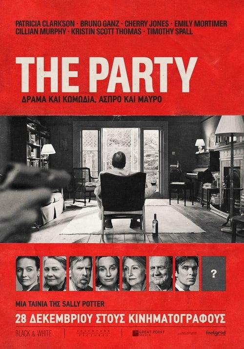 Παρακολουθήστε Ταινία The Party Σε Καλής Ποιότητας Hd 1080p