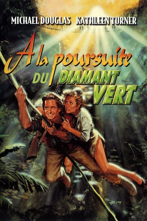 Voir À la poursuite du diamant vert (1984) streaming vf hd