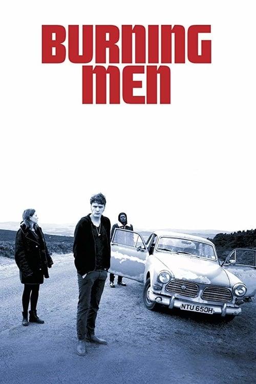 Burning Men Poster
