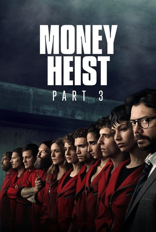 Banner of Money Heist