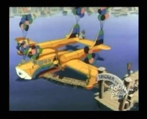 Talespin 1991 Bluray 1080p: Season 1 – Episode Plunder and Lightning (2)