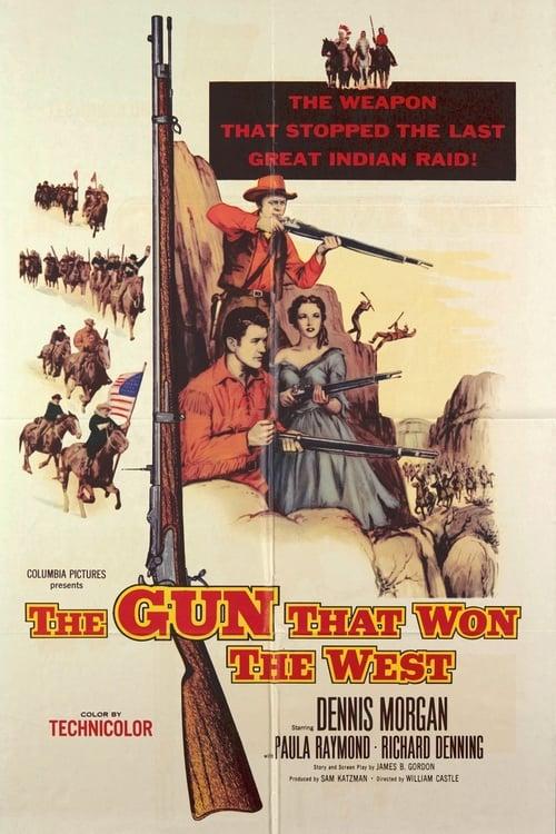 Mira La Película El rifle que conquistó el oeste Con Subtítulos