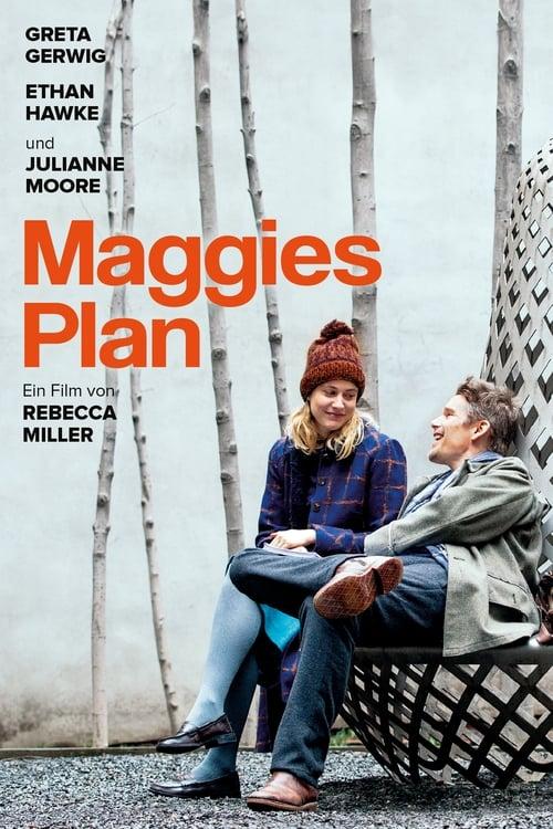 Maggie's Plan Film Plein Écran Doublé Gratuit en Ligne FULL HD 1080