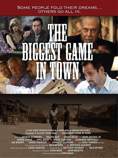 Mira La Película The Biggest Game In Town En Español