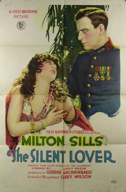 The Silent Lover (1926)
