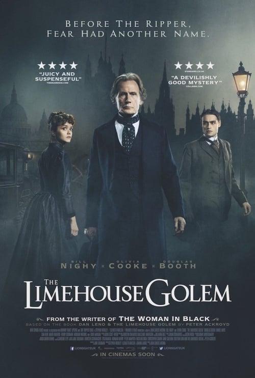 The Limehouse Golem Online ,trailer