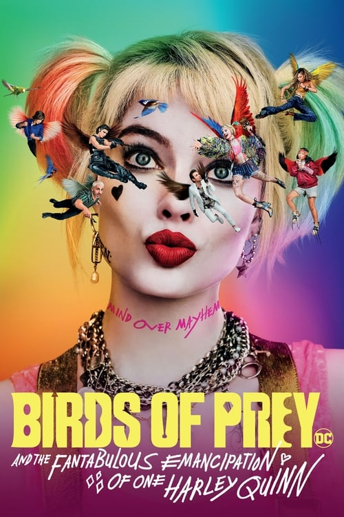 Largescale poster for Birds of Prey (and the Fantabulous Emancipation of One Harley Quinn)
